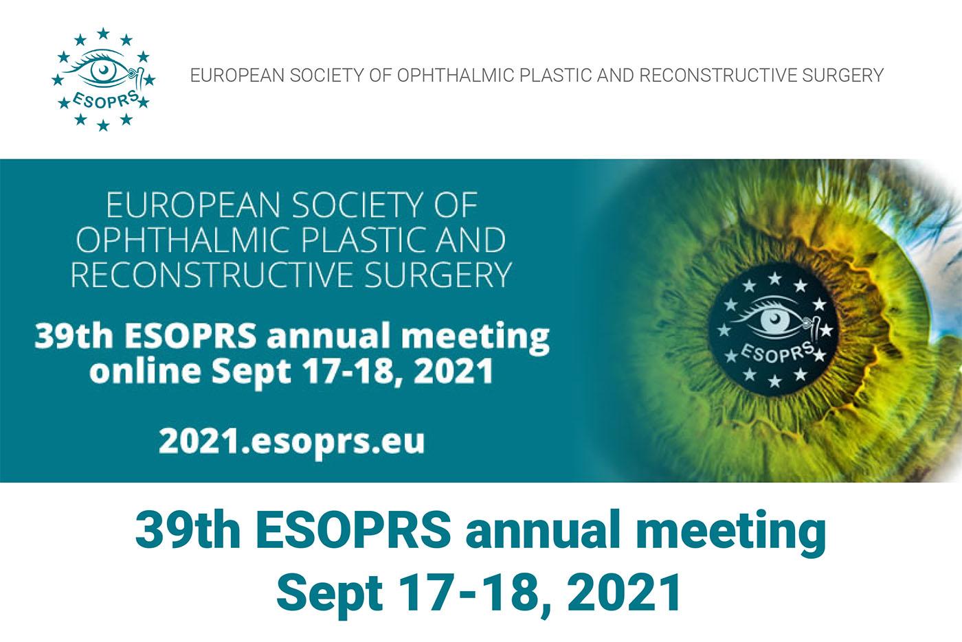ESOPRS 2021